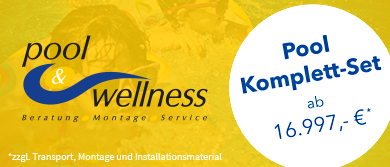 Pool & Wellness Sommer Special 2017